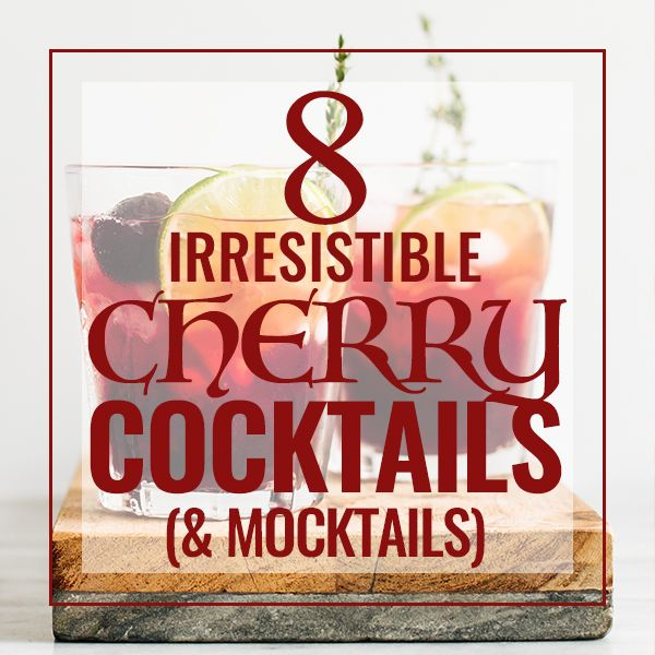 cherry cocktails article