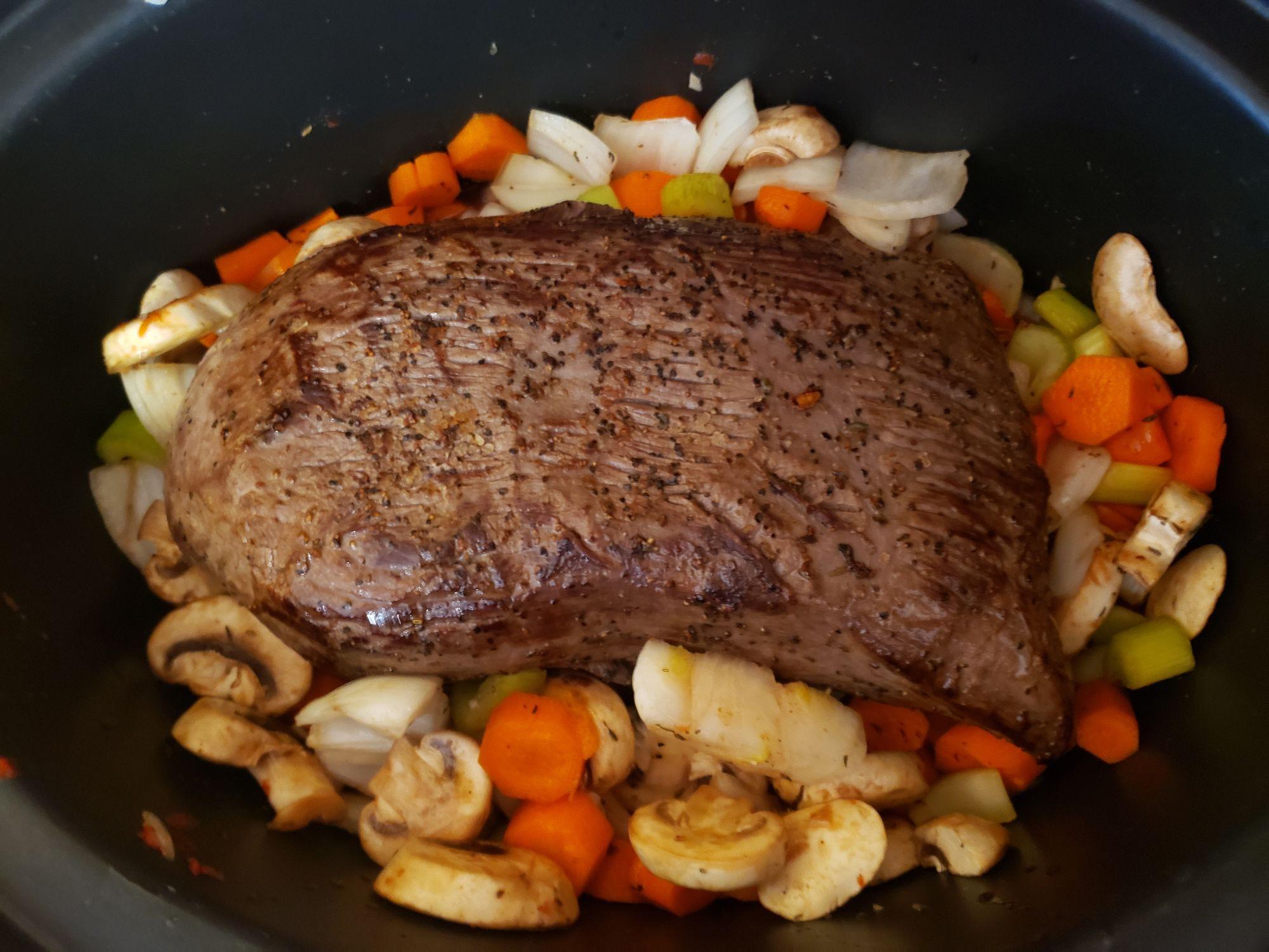 Crock Pot Elk Roast Recipe 3 7 5