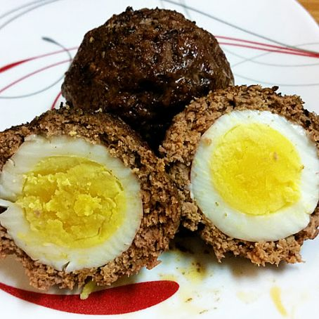 Tex Mex Scotch Eggs