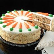 The Frog Commissary Carrot Cake