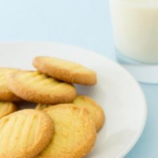 Melt-In-Your-Mouth Butter Cookies