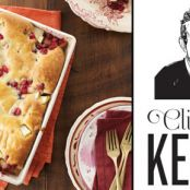 Clinton Kelly's Apple-Cranberry Cobbler