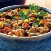 Slow Cooker Turkey Chilli (GF/CF Soy, Egg, Nut Free)