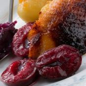 Plum Glazed Chicken