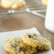 COCONUT-ALMOND-CHOCOLATE CHIP COOKIES