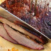 Lean and Mean Barbecued Brisket