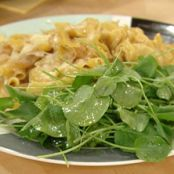 French Onion Egg Noodle Casserole