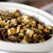 Italian Sausage & Apple Stuffing
