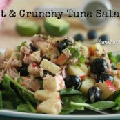 Sweet & Crunchy Tuna Salad