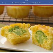 Broccoli Corn Muffins
