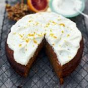 Jamie Oliver's Easy Orange-Carrot Cake