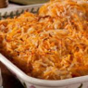 Two-Toned Shredded Potatoes