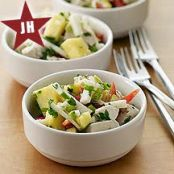 Cuban Chicken and Pineapple Salad
