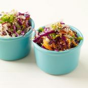Citrus-Asian Slaw
