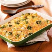 Broccoli Onion Casserole
