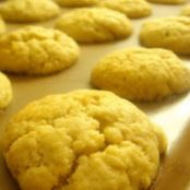 Lemon Millet Cookies