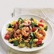 Lemon-Splashed Shrimp Salad