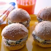 Italian Turkey Sliders with Honey Dijon Mayo