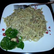 Fabulous Old-Fashioned Linguine w/White Clam Sauce