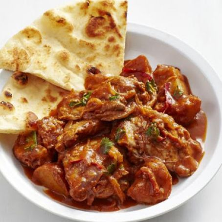 Slow-Cooker Indian Butter Chicken