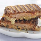 Smoked Turkey Reubens