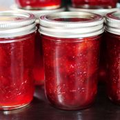 Strawberry jam canning recipe