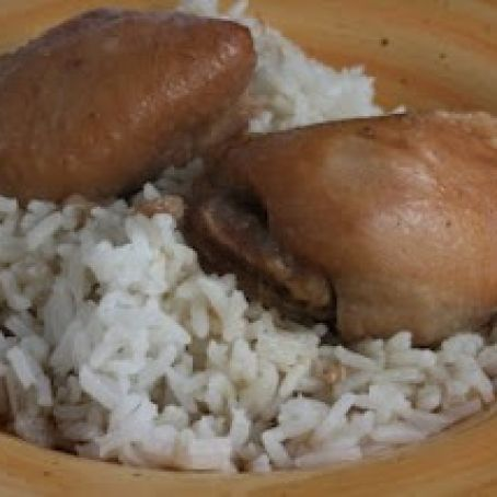 Brown Sugar Chicken (crockpot)