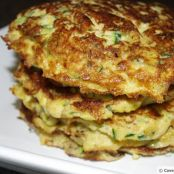 Zucchini and Yellow Squash Pancakes