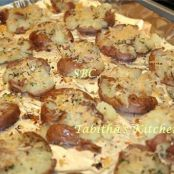 Crushed Red Potatoes