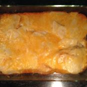 Scalloped Potatoes From Skillet