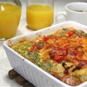 Quick & Easy Egg Casserole