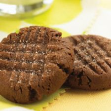 Soft & Chewy Chocolate Peanut Butter Cookies
