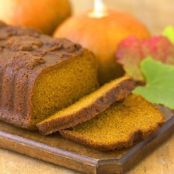 Orange-Spice Pumpkin Bread