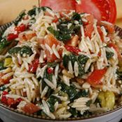 My Orzo Salad