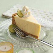 Key Lime Cheesecake My Way