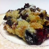 Easy Berry Dump Cake