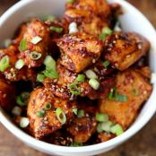 Korean Sticky Chicken