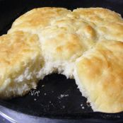 Big, Fluffy Buttermilk Biscuits