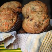 Glorious Carrot Muffins