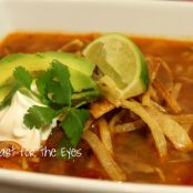 Chicken & Tortilla Soup