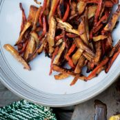 Burnt Carrots and Parsnips