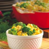 Big Mama's Broccoli Rice Casserole - Crockpot