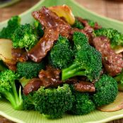 Chinese Beef Broccoli Recipe