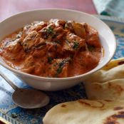 Chicken in Cream Tomato Curry