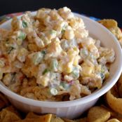 Mexican Corn Appetizer