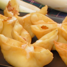 WW Baked Crab Rangoon