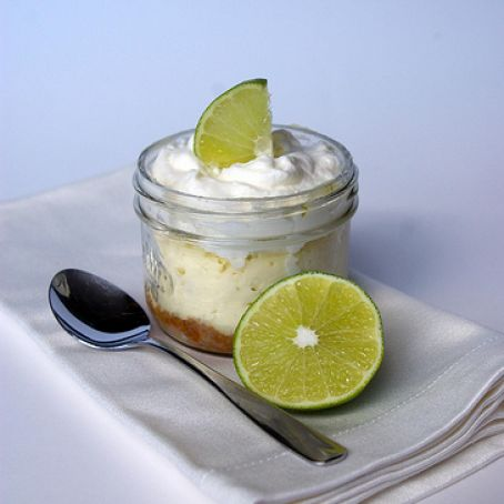 Lime Cheesecake-Microwave
