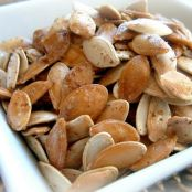 Pepitas (Roasted Pumpkin Seeds)