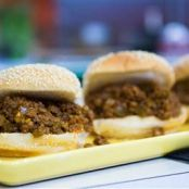Beefy Sloppy Joe