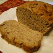 Wheat Belly Banana Bread